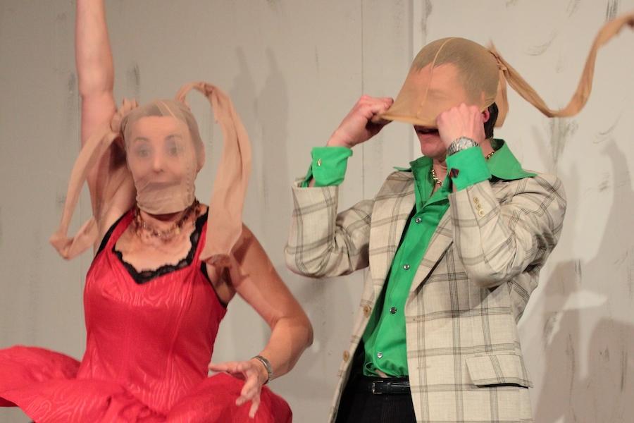Zwei wie Bonnie und Clyde - Niederdeutsche Bühne Süsel
