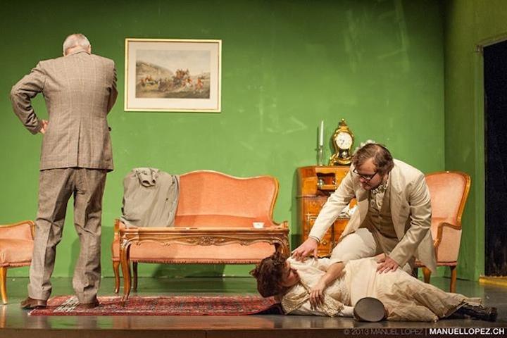 Theater, Theater! - Schlossspiele Spiez